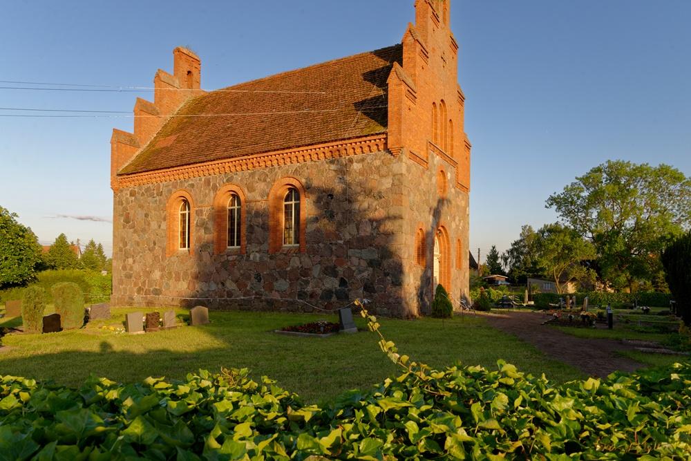 Evangelische Kirche in Wegezin (alt)