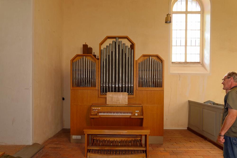Die Orgel von Herbert Löbling