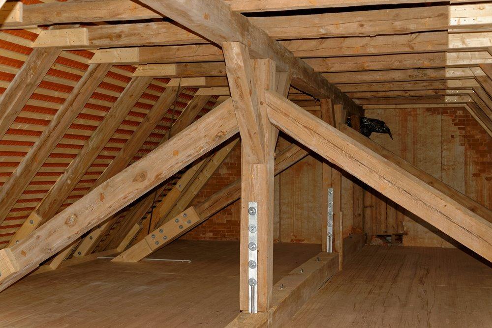 Der neue Dachboden!