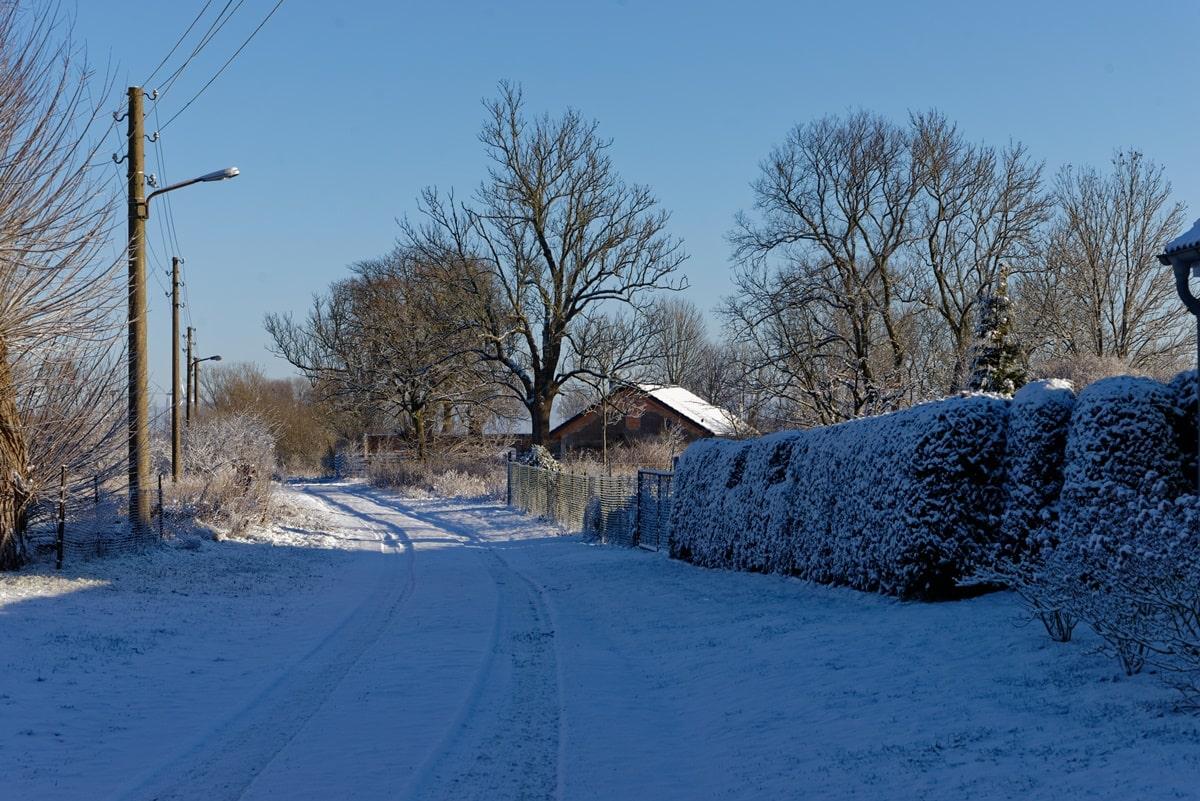 Thüringer Weg ...